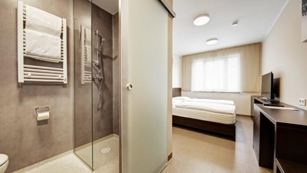 24seven Nuernberg Einzelzimmer 18qm